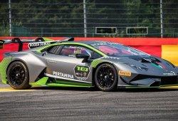 Lamborghini Huracán Super Trofeo Evo 10th Edition: una década de competición