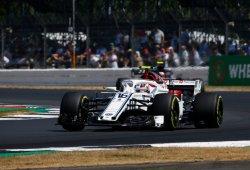 """Leclerc: """"Es genial colocar el coche de nuevo entre los diez mejores"""""""
