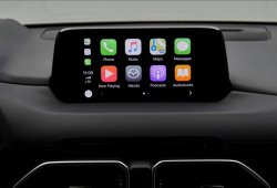 Mazda añade Apple CarPlay y Android Auto en su sistema de info-entretenimiento MZD Connect