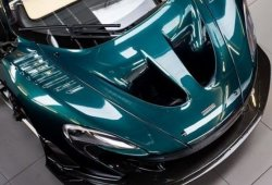 El nuevo McLaren P1 GT de Lanzante será presentado en Goodwood