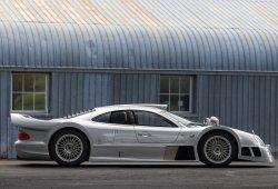 Uno de los raros Mercedes-AMG CLK GTR a subasta por más de 4 millones