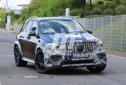 El Mercedes-AMG GLE 63 2019 se deja ver más al descubierto que nunca