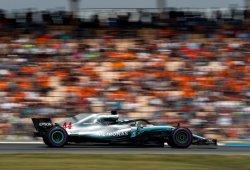 Mercedes da la razón a Hamilton: el fallo hidráulico causó su accidente