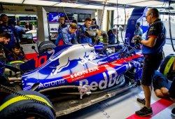 """El motor Honda no permite puntuar a Toro Rosso: """"Perdemos 9 décimas en recta"""""""