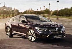 Exclusiva: el Renault Talisman renueva la gama de motores con los 1.3 TCe y el diésel 1.7 Blue dCi