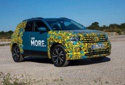 El nuevo Volkswagen T-Cross contará con una gama de motores diésel y gasolina