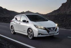 El nuevo Nissan Leaf 2018 ya es el coche eléctrico más vendido en Europa