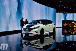 El Nissan Leaf NISMO llega al mercado este mes en Japón