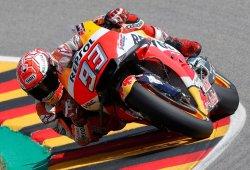 Novena pole consecutiva de Marc Márquez en Sachsenring