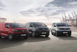 Llega la gama 2019 del Toyota ProAce: versiones para cada tipo de cliente