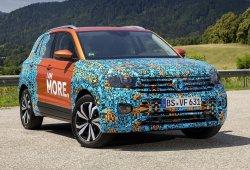 Volkswagen confirma que el nuevo T-Cross será fabricado en España