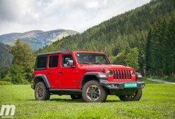Prueba Jeep Wrangler 2018, el caballero que no le teme a nada