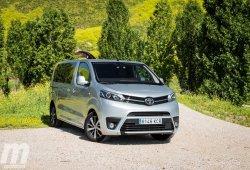Prueba Toyota Proace Verso 2.0D, mucho de turismo y poco de furgoneta