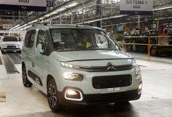 Los nuevos vehículos comerciales de PSA ya están siendo fabricados en Vigo