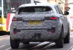El Range Rover Evoque 2019 se destapa en un nuevo vídeo espía