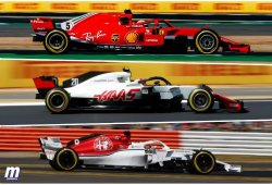 ¿Realmente hay tres Ferrari en la Fórmula 1 de 2018?