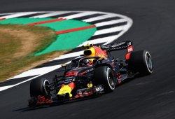 """Red Bull arranca """"fuera de ritmo"""" en Silverstone"""