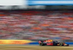Red Bull, sumido en la irrelevancia en Hockenheim
