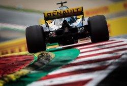 Renault anuncia una actualización en el turbo para Silverstone