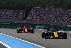 """Renault teme por la mejora del motor Ferrari: """"La distancia no se está reduciendo"""""""