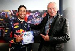 """Ricciardo negocia con Mateschitz: """"Es una pena que no lleve el equipo, con él todo es más fácil"""""""