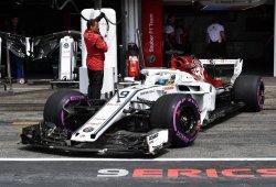 Sauber abandona el coche de este año para intentar ser cuarto en 2019