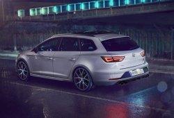 Nuevo SEAT Leon ST Cupra Carbon Edition de producción limitada