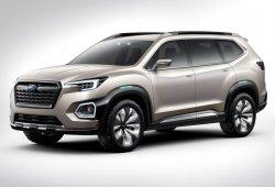 Subaru estrena la estrategia STEP con el lanzamiento de un híbrido y un nuevo SUV