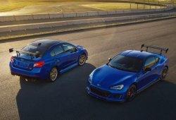 Los futuros Subaru WRX, STI y BRZ están aún lejos en el tiempo