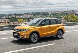 Suzuki Vitara 2019, nueva imagen y motores para el SUV japonés