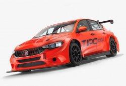Tecnodom Sport presenta en sociedad el Fiat Tipo TCR