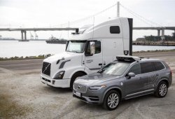 UBER cancela su polémico proyecto de conducción autónoma para camiones