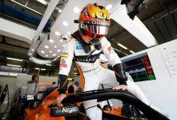 Vandoorne considera que merece seguir en McLaren para 2019