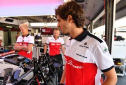 Vasseur confirma que Giovinazzi interesa a Sauber, pero Räikkönen también
