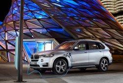 Noruega - Junio 2018: El BMW X5 híbrido enchufable se anima para despedir la generación actual