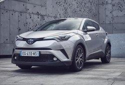 El Toyota C-HR es un éxito de ventas dentro y fuera de España