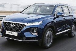 El nuevo Hyundai Santa Fe contará con dos versiones híbridas