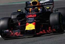 Verstappen, mejor tiempo y avería de los segundos libres