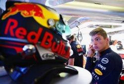 """Verstappen no se fía: """"No somos los favoritos para ganar"""""""