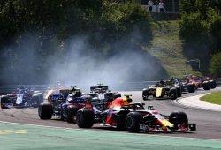 "Verstappen critica el ""lento"" motor Renault: ""No deja de romperse"""