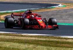 Vettel conquista Silverstone ante un Hamilton herido