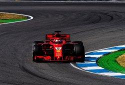 Vettel triunfa en una clasificación soñada