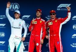 """Vettel: """"Desde la Q1 sentía que podía conseguir la pole"""""""