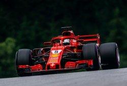 Vettel tendrá en Hungaroring dos juegos más de ultrablandos que Hamilton