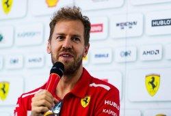 Vettel temió por su presencia en la clasificación de Silverstone