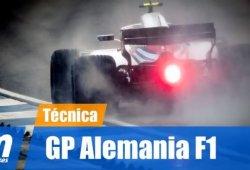 [Vídeo] F1 2018: análisis técnico del GP de Alemania