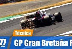 [Vídeo] F1 2018: análisis técnico del GP de Gran Bretaña