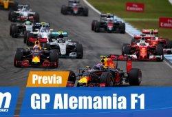 [Vídeo] Previo del GP de Alemania de F1 2018