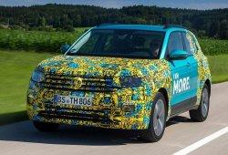 El Volkswagen T-Cross no llegará a Estados Unidos debido a su pequeño tamaño