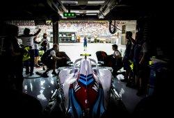 Williams detecta la causa del fallo aerodinámico de Silverstone
